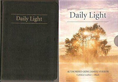 Daily Light - Christian Classic: Authorised (King Jame... Leather / fine binding