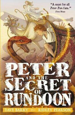 Peter and the Secret of Rundoon (Starcatchers Trilogy) by Pearson, Ridley Book