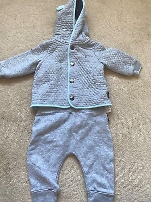 ted baker baby boy 3-6 months trouser and jacket