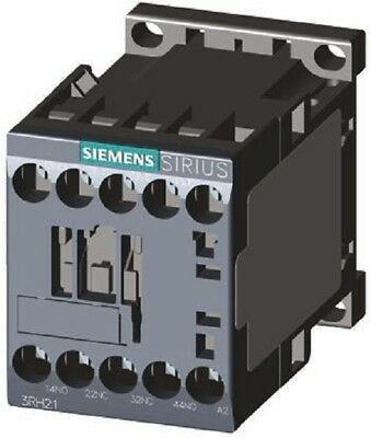 Siemens 3RT2026-2KF40 Sirius Innovation 3RT2 3 Pole Contactor, 3NO, 25 A (AC3)