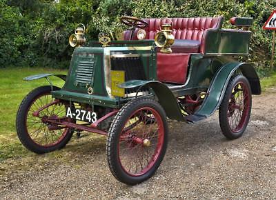 1901 Renault Type D Series E 4 1/2HP