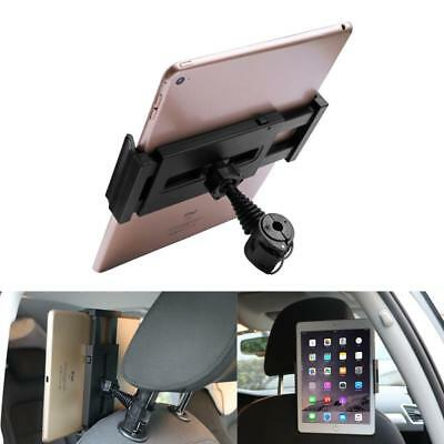 Universal Car Headrest Phone Tablet Holder Stand Bracket 360 Degree Rotation ...