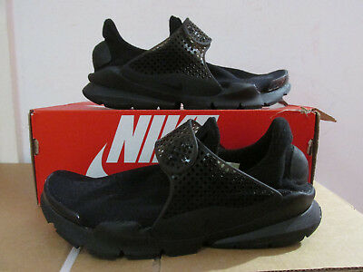 bcf0c31dba1 Nike Sock Dart Mens Running Trainers 819686 001 Sneakers Shoes CLEARANCE
