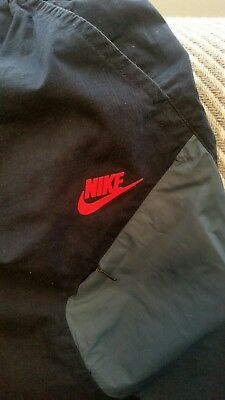 Quality Nike Track Bottoms Size M
