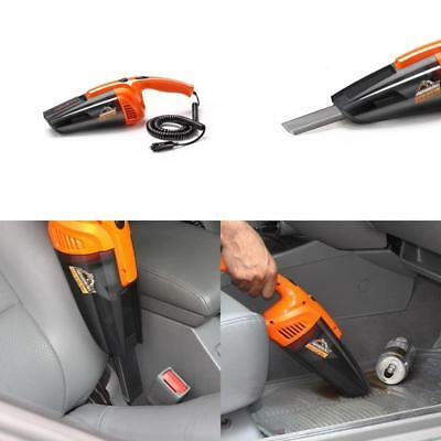 Armor All 12V Car Vac, 0901 Auto Handheld Vacuum For Wet And Dry W/ Bag New