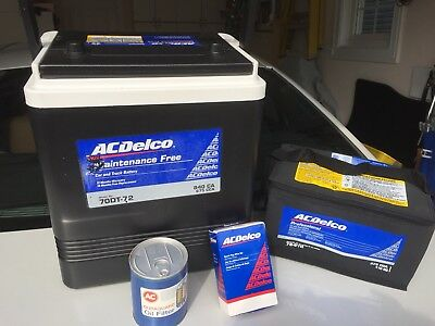 AC Delco Promo Items  Automotive Advertising