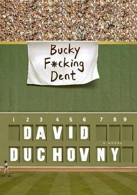 Bucky F*cking Dent by Duchovny, David Book The Fast Free Shipping