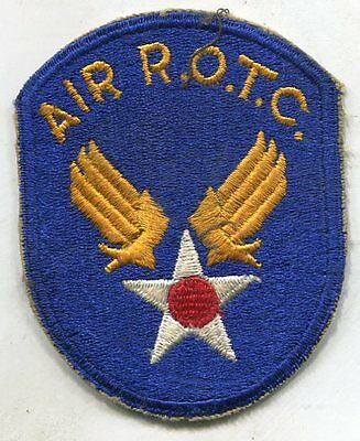 Air ROTC Force patch WWII era make US Army Air Force USAAF