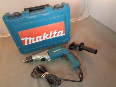 "Makita HP2050 3/4"" Variable Speed Corded Hammer Drill in Hardcase"