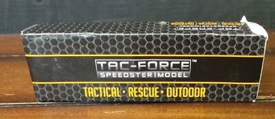 Tac Force Tf-905Ts Spring Assisted Knife