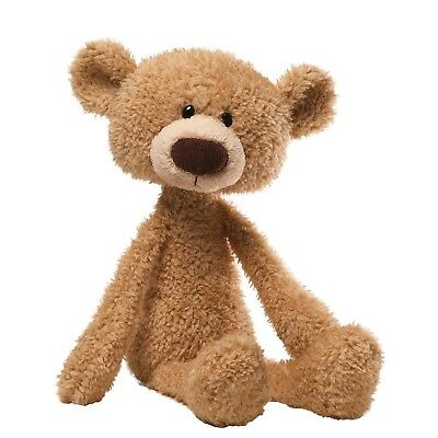 "Gund 15"" BEIGE TOOTHPICK TEDDY BEAR Stuffed Animal Plush SOFT TOY NEW WITH TAG"