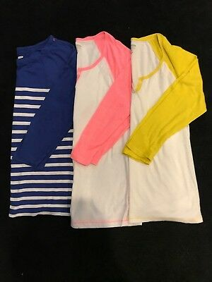 Lot of 3 Old Navy Women's 3/4 Sleeve Shirts Size Large
