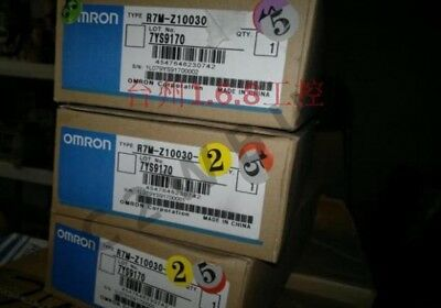 One New In Box Omron R7M-Z10030-Bs1Z