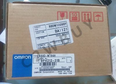 One New Omron R88D-Wt04H