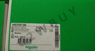 ONE NEW Schneider PLC module 140CPU67160