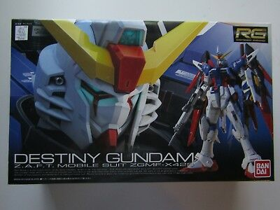 Destiny Gundam Z.a.f.t. Mobile Suit Zgmf-X42S Rg 1/144 Scale Model Bandai