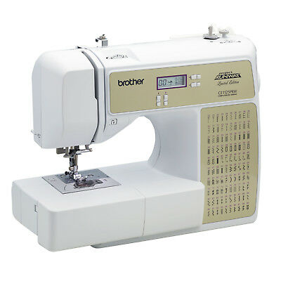 40STITCH BROTHER COMPUTERIZED Project Runway Sewing Machine Fascinating Brother Project Runway Sewing And Embroidery Machine