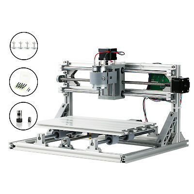 SainSmart CNC Genmitsu Router DIY Kit 3018 GRBL Control 3 Axis Engraving Machine