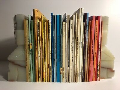 Samuel French  Dramatists Play Service  Lot Of 35  Comedy  Drama  Scripts  Plays