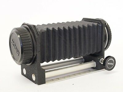 Bellows Unit for Pentax PK mount Cameras. stock No u8713