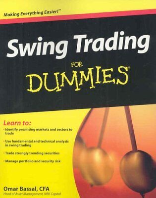 Swing Trading for Dummies by Omar Bassal 9780470293683 (Paperback, 2008)