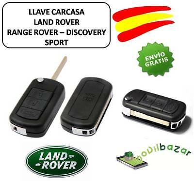 Key Housing 3 Buttons Range Rover Sport Land Rover Discovery Control Cover