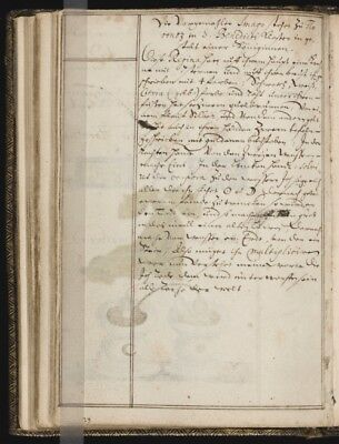 1623 Grasshoff, Johann Alchemy Notes