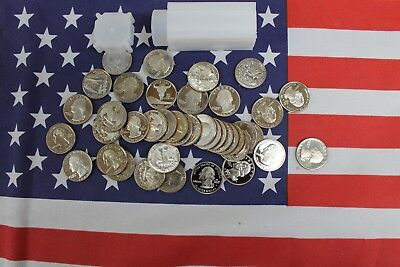 Impaired Proof Quarter Roll - Not Perfect Quarters (Z311)