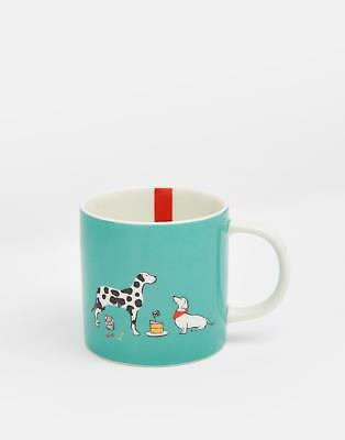 Joules Cuppa Single Mug in DALMATION in One Size
