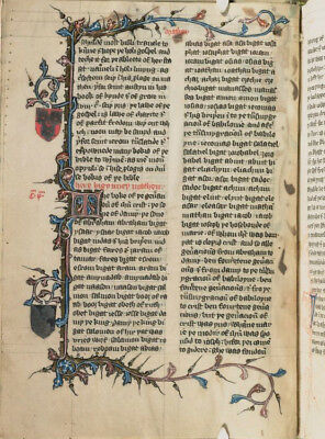 Wycliffe Bible, New Testament 1395