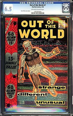 Out of this World #7 CGC 6.5
