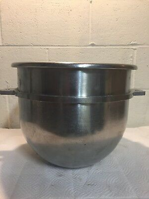 Hobart D20 - 20 Qt Commercial Stainless Steel Mixing Bowl