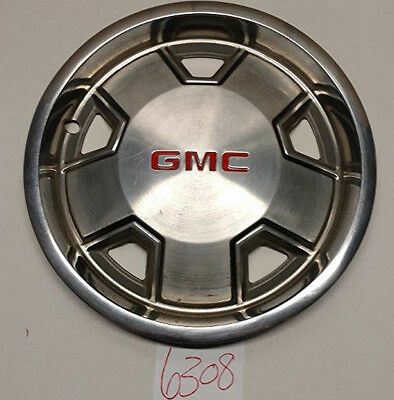 "82 83 84 85 86 87 88 Gmc Sprint S10 S15 Sonoma 14"" Hubcap Hub Cap Good Used 3152"