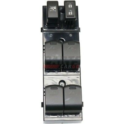 New Window Switch Front Left Side Fits 2009-2013 Infiniti G37 25401Jk42E