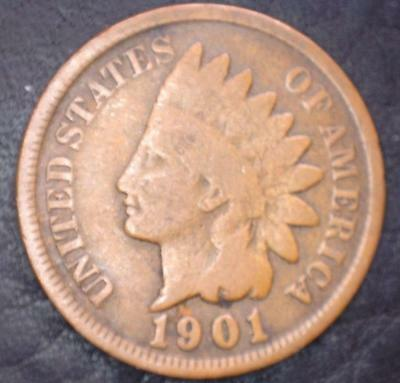 1901 Indian Head Penny   ***Special*** (01IHP20181)