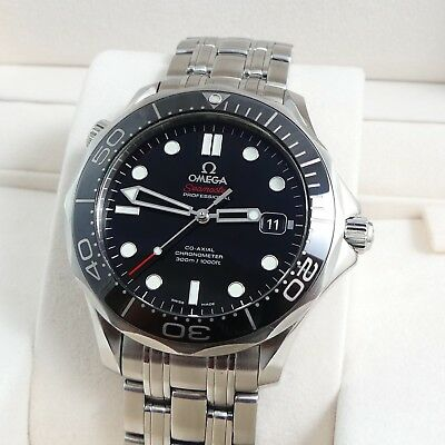 Omega Seamaster Keramik Professional Chronometer Co-Axial Automatik 300M 41Mm
