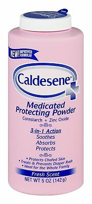 Caldesene Medicated Protecting Powder, Cornstarch-Talc Free, 5 Ounce