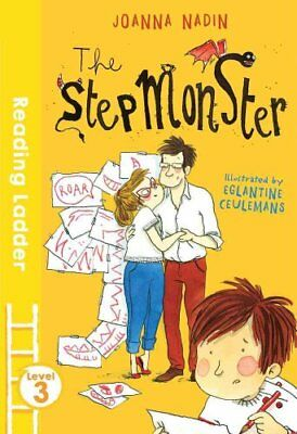 The Stepmonster by Joanna Nadin 9781405282215 (Paperback, 2016)