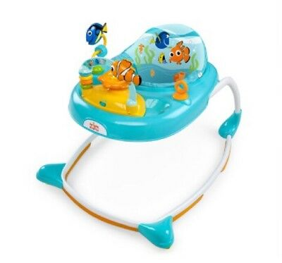 Bright Starts Disney Baby Finding Nemo Dory Sea and Play Walker Activity Center