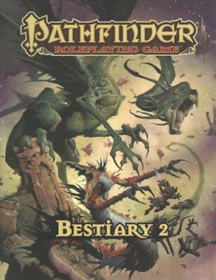 Pathfinder Roleplaying Game: Bestiary 2 Pocket Edition 9781601259806