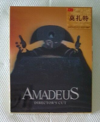 Amadeus HDZeta Blu-ray Steelbook New