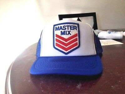 Master Mix Feed And Seed Hat Cap
