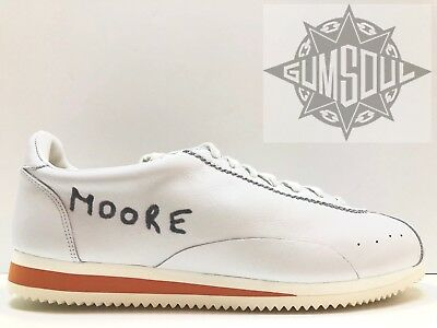 new product 0d2e8 2382d NIKE CLASSIC CORTEZ KM QS KENNY MOORE TRACK SPIKE OFF WHITE 943088 100 sz  12.5