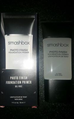BRAND NEW Smashbox Photo Finish Foundation Primer Full Size 1oz Factory Sealed