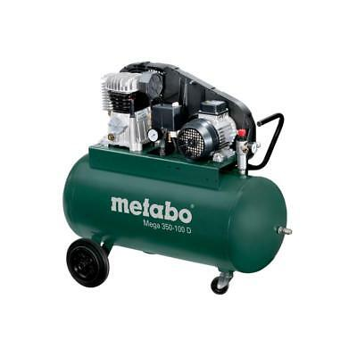 Metabo Compressor Extra 350-100 D, 2,2 kW, 10 Bar, Kettle ca. 90 L