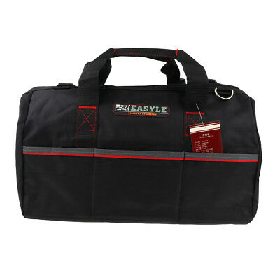 Electrician Tool Bag Utility Pouch Kits Holder Canvas Cloth