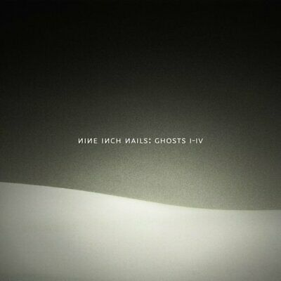 Nine Inch Nails - Ghosts I IV - Nine Inch Nails CD Y6VG The Fast Free Shipping