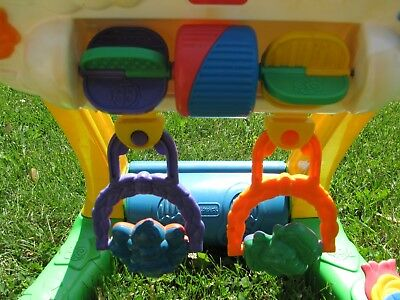 Playskool Kick Start Baby Activity Gym.  Motion Works, Music Does Not