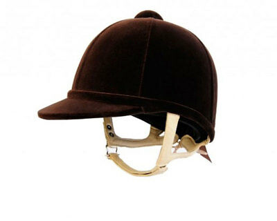 Charles Owen Fiona's Riding Hat - Brown