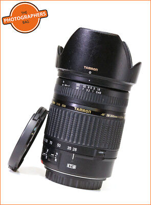 Tamron XR 28-300mm Di LD F3.5-6.3 VC AF Zoom Lens for Canon + Free UK Postage
